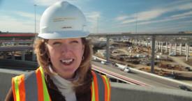 North Tarrant Expressway Highway Construction Videos